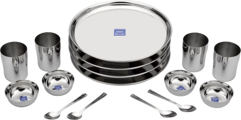 Up to 50% Off - Stainless Steel Dinner Sets - kitchen_dining
