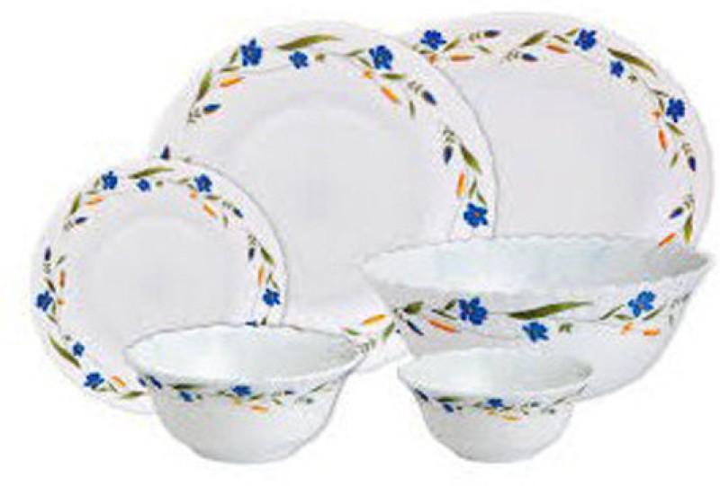 Laopala Diva Spring Blossom Dinner Set(Porcelain)