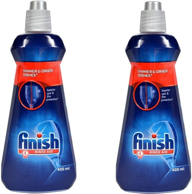 Finish Rinse Aid Dishwashing Detergent(400 ml)