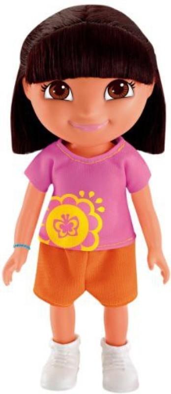 Dora the Explorer Fisherprice Everyday Adventures Explorer Dora(Multicolor)