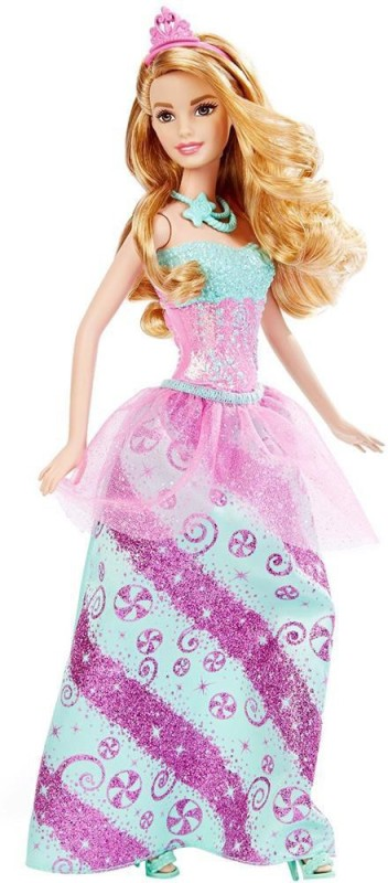 Flipkart - Doll & Doll Houses  Barbie Toys