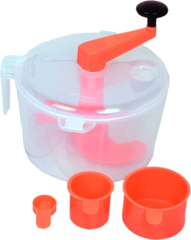 Ebigshopping Annapurna PP (Polypropylene) Spiral Dough Maker(Multicolor)