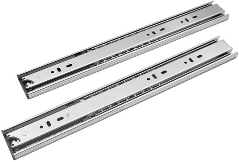 DIY Crafts Side Mount Full Extension Drawer Slide(Pack of 2)