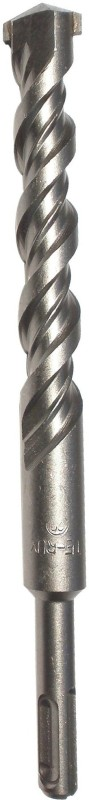 Te-Rux SDSP22260 SDS Plus Hammer Drill Bit-22x260mm Brad Points(Pack of 1)