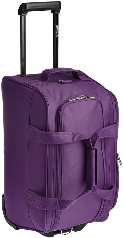 Pronto 20 inch/50 cm MUNICH Duffel Strolley Bag(Purple)