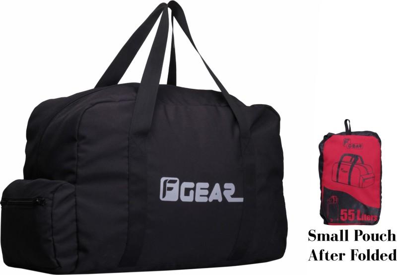 F Gear Voyager Foldable Duffle Bag 21 inch/53 cm Travel Duffel Bag(Multicolor)