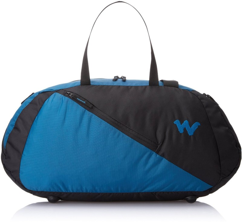Wildcraft Hitch Hiker 250 inch/635 cm Travel Duffel Bag(Blue)