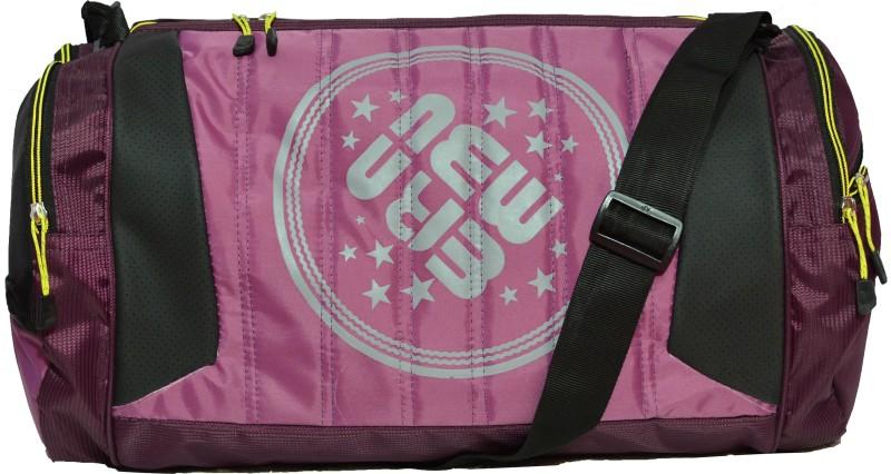 New Era 18 inch/46 cm Pro 2 Sports 47 Cms Gym Bag(Purple)