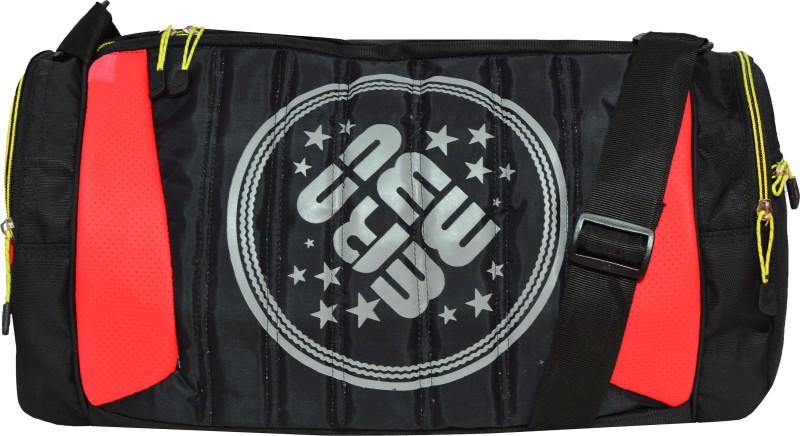 New Era 18 inch/46 cm Pro 2 Sports 47 Cms Gym Bag(Black)