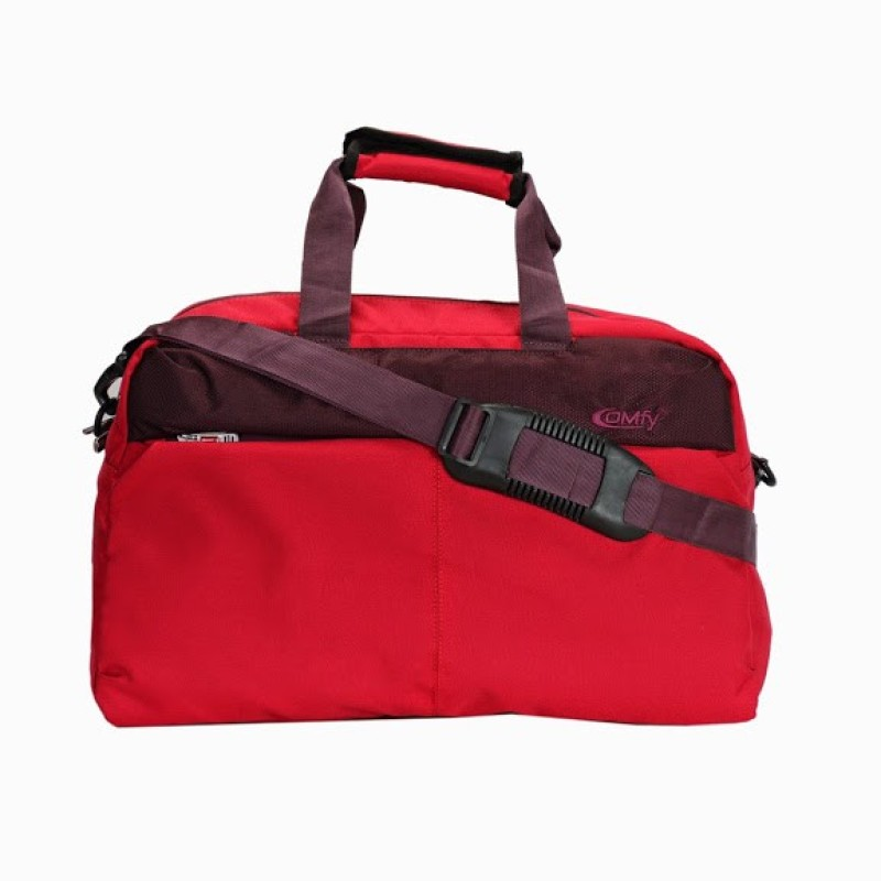 Comfy AT.01 17 inch/43 cm Travel Duffel Bag(Red)