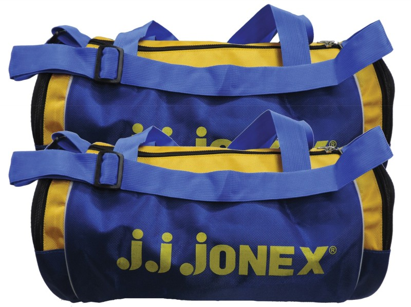 JJ Jonex combo of 2 Sports bag(Multicolor, Kit Bag)