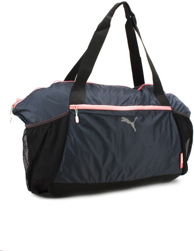 Puma 18 inch/48 cm Gym Bag(Grey)