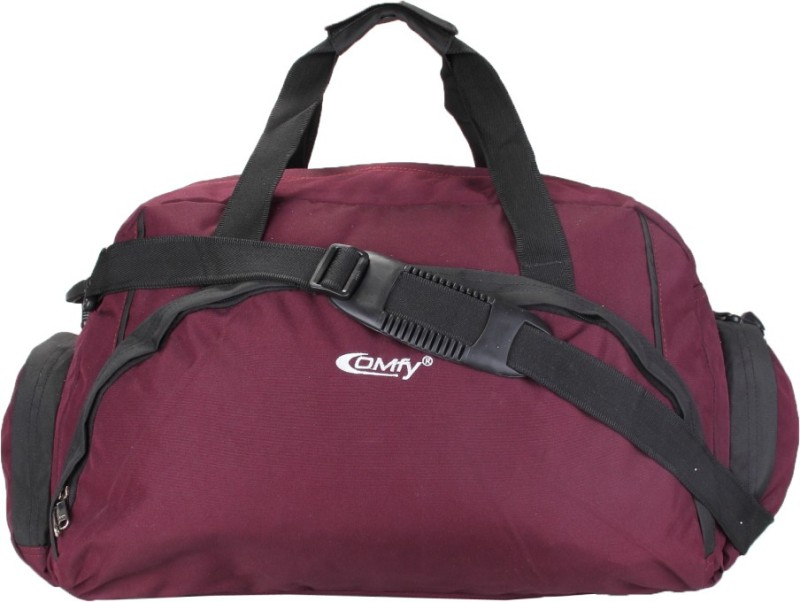Comfy 20 inch/50 cm Pecific Travel Duffel Bag(Purple)