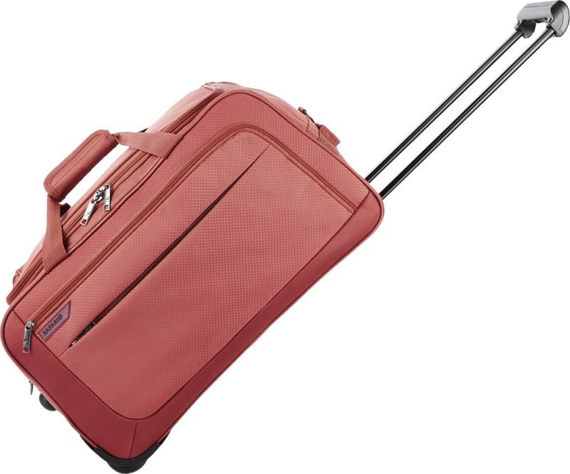 Safari BLAZE-RDFL-65-ORANGE 65 inch/165 cm Travel Duffel Bag(Orange)