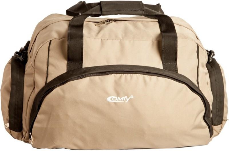 Comfy 20 inch/50 cm Pacific Travel Duffel Bag(Beige)
