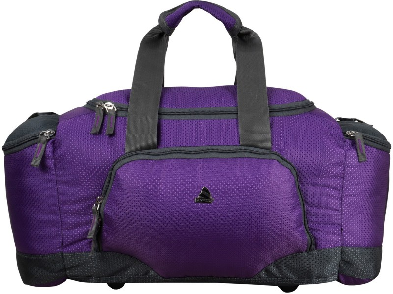 Clubb Mini Travel Duffel Bag(Purple)