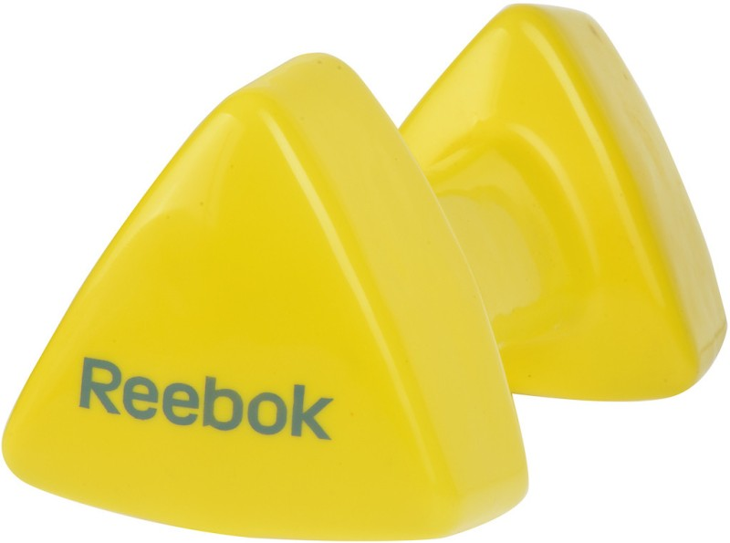 REEBOK Handweight Fixed Weight Dumbbell(5 Kg)