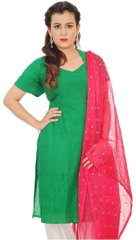 Aaanimation Art Silk Printed Womens Dupatta