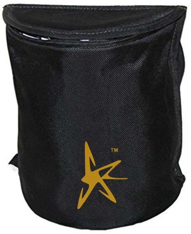 AutoKraftZ Exclusive Trash Bin / DUSTBIN / Multipurpose utility Box for Universal for all car Nylon Dustbin(Black)