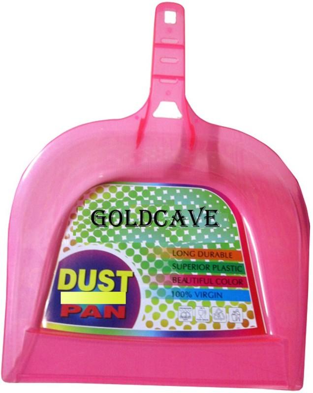 Goldcave Plastic Dustpan(Pink)