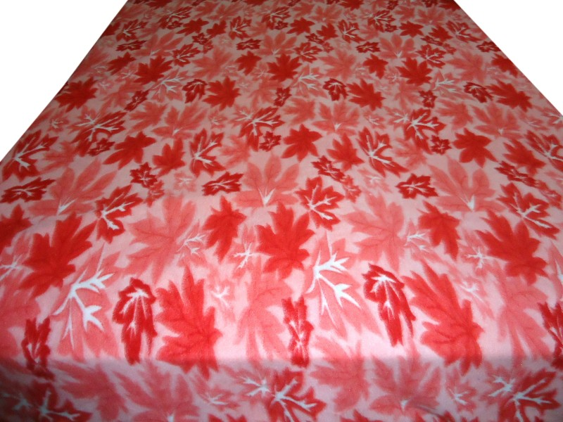 Skytex King Polyester Duvet Cover(Red)