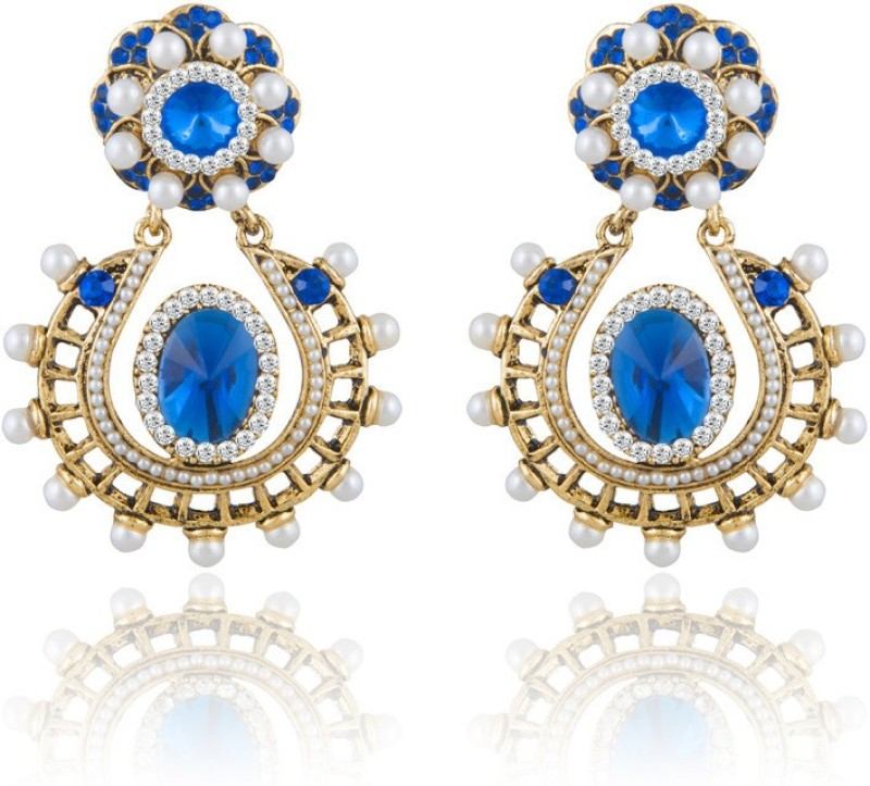 Sukkhi Sleek Alloy Drop Earring