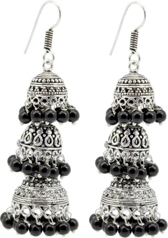 Earrings - Black Trendy Collection - jewellery