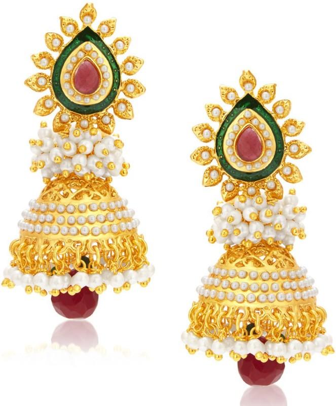 Sukkhi Fabulous Alloy Jhumki Earring