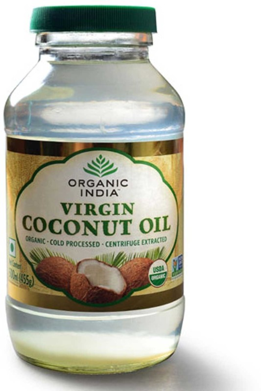 Organic India Virgin 500ml Coconut Oil 500 ml