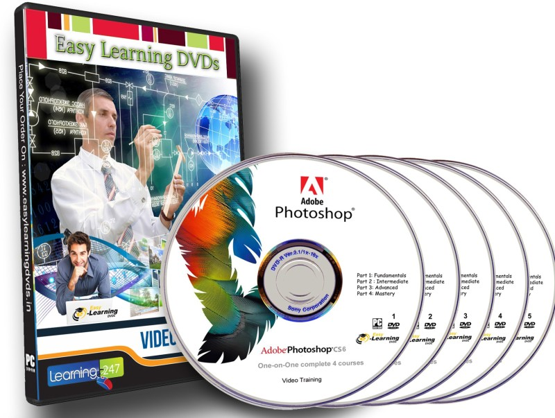 easy-learning-photoshop-cs6-complete-4-courses-5-video-dvds-packdvd