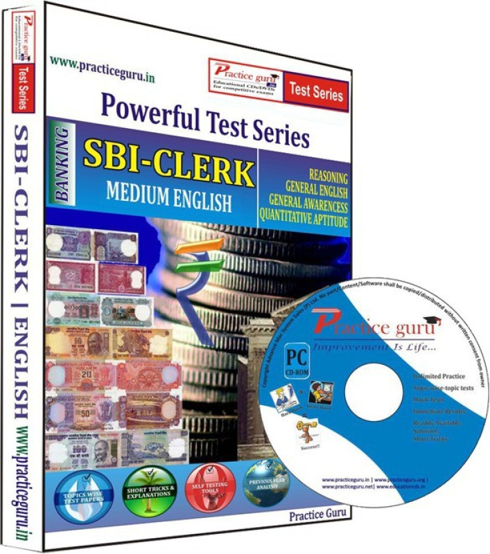 practice-guru-sbi-clerk-test-seriescd