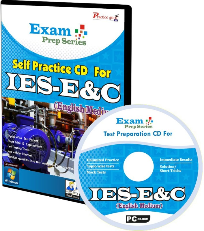 Practice Guru Exam Prep For IES - Electronics & Communication(CD) Exam Prep For IES - Electronics & Communication