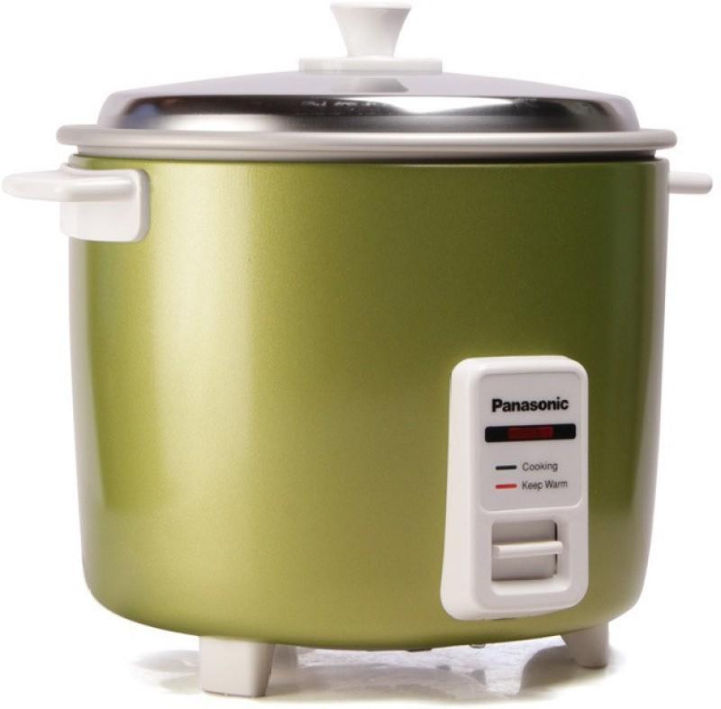 Panasonic SR-WA22H-YT Electric Rice Cooker(2.2 L)