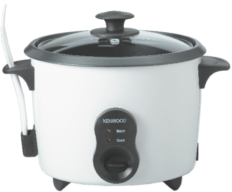 Kenwood RC 410 Electric Rice Cooker with Steaming Feature(1.8 L)