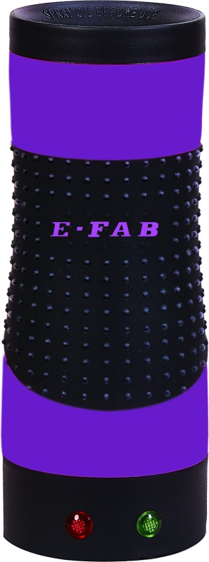 E-FAB EggMaster Egg Roll Maker(0.3 L, Purple)