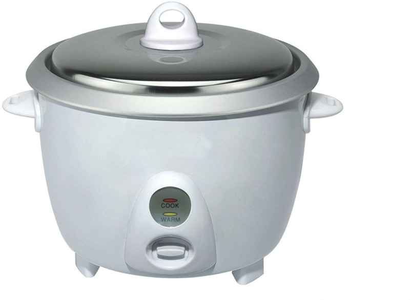 Shrih SH - 02471 Electric Rice Cooker(1.8 L, White)