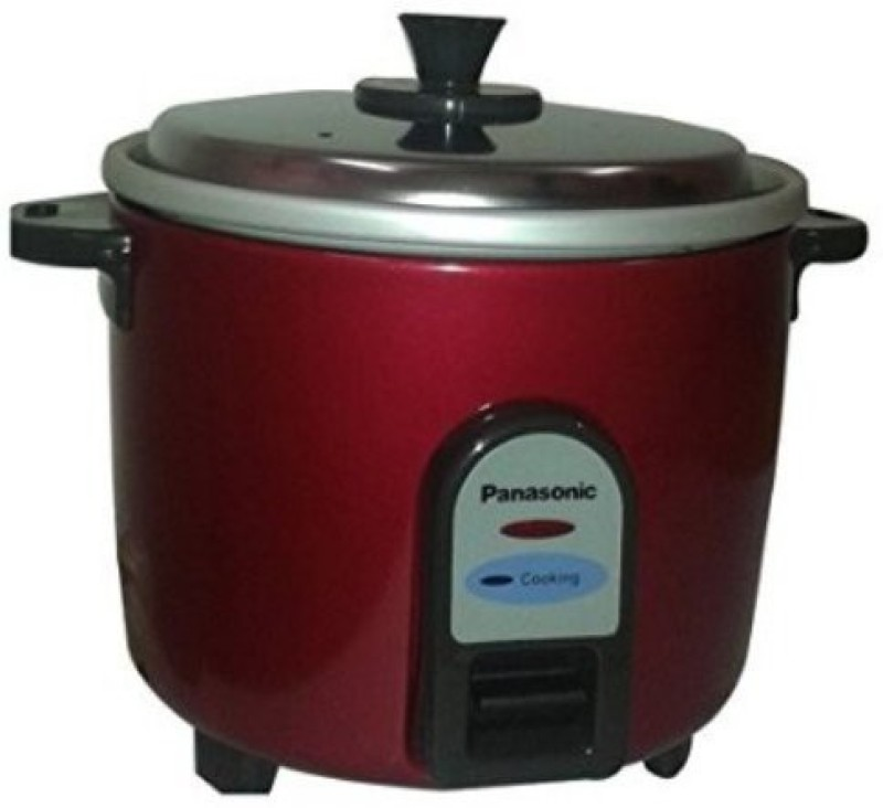 Panasonic Wa10z9 Burgandy Electric Rice Cooker(2.7 L, Burgandy)
