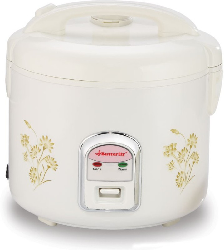 Butterfly TRIERC0046 Electric Rice Cooker(1.8 L)