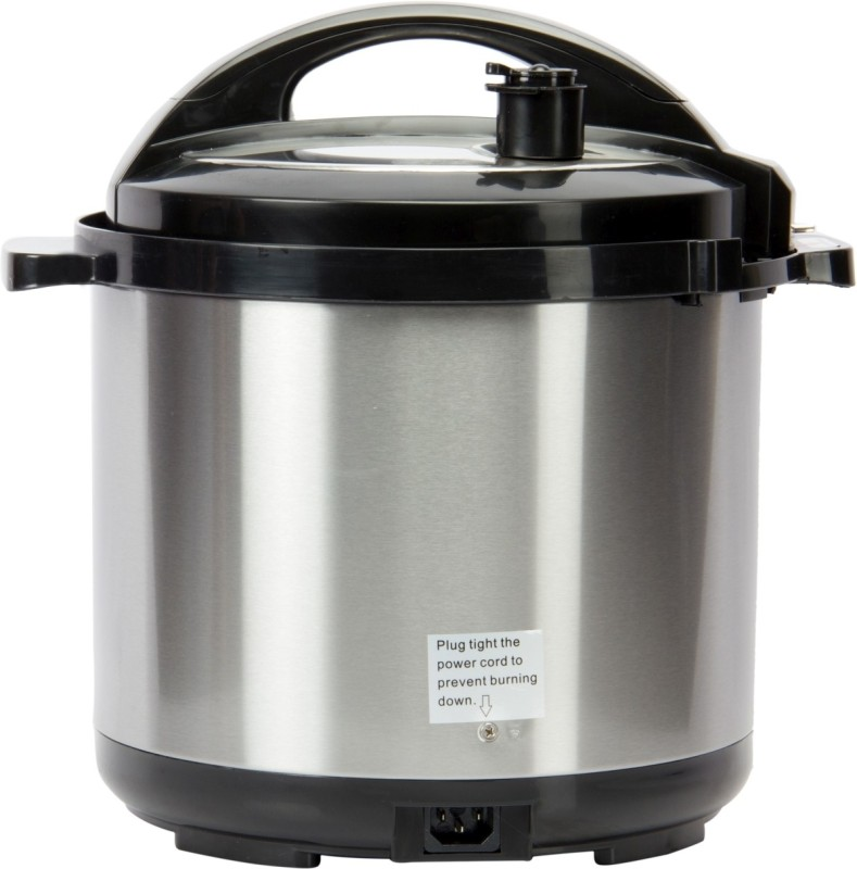 Asent ASDP Electric Rice Cooker(6 L, Silver)