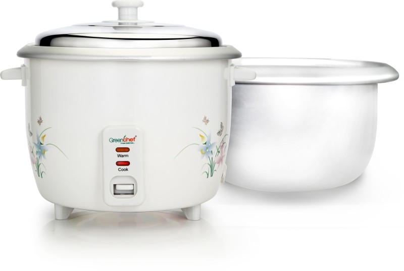 FreenChef RC01 Electric Rice Cooker(1.8 L, White)