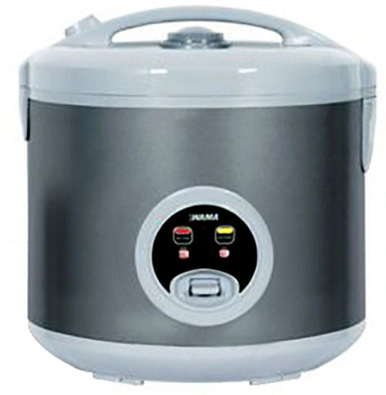 Wama WMRC04 Electric Rice Cooker(1.8 L, Black)