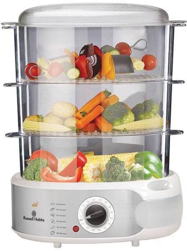Russell Hobbs RFS910N Food Steamer(4.3 L, White)