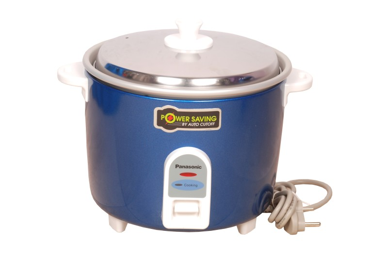 Panasonic SR-WA 18(Z9) Electric Rice Cooker(4.4 L, Blue)