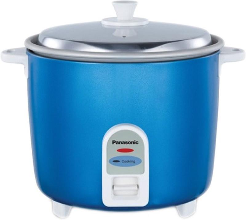 Panasonic SR WA 18H (MHS) Food Steamer, Rice Cooker(4.4 L, Blue)