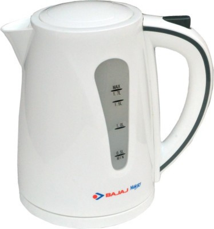 Bajaj KTX7 Electric Kettle(1 L, White)