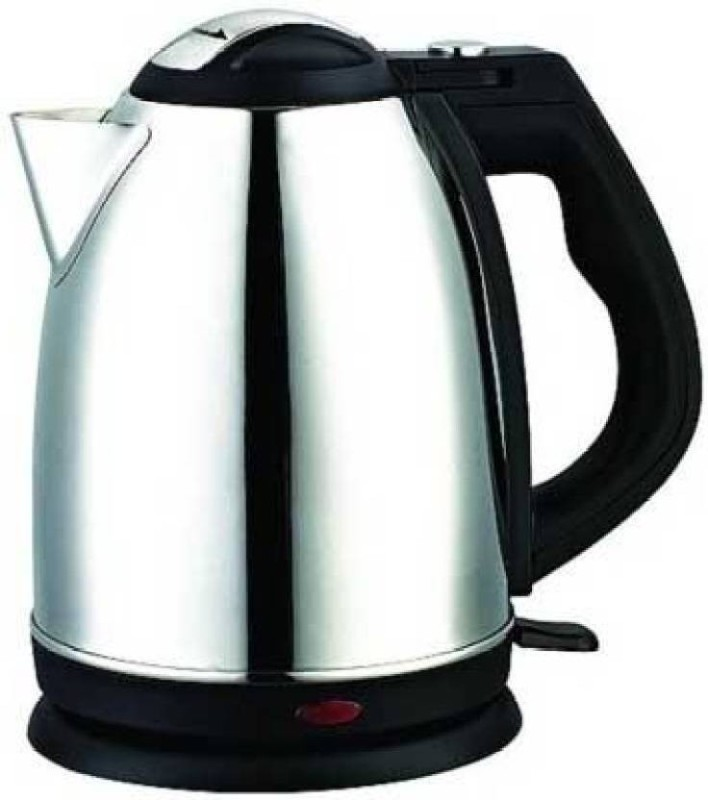 Ortec 5008A-4 Electric Kettle(1.8 L, Silver)