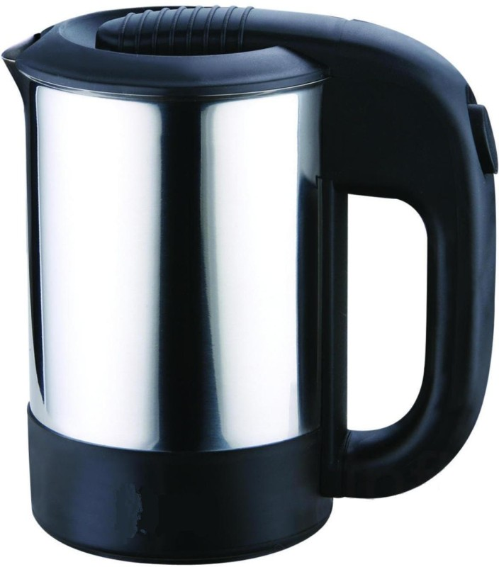 Skyline VI9013 Electric Kettle(0.5 L, Silver)