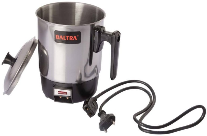 Baltra BHC101 Electric Kettle(.9 L, Silver)
