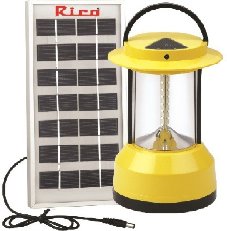 Rico SL 1528 Solar Lights(Yellow)