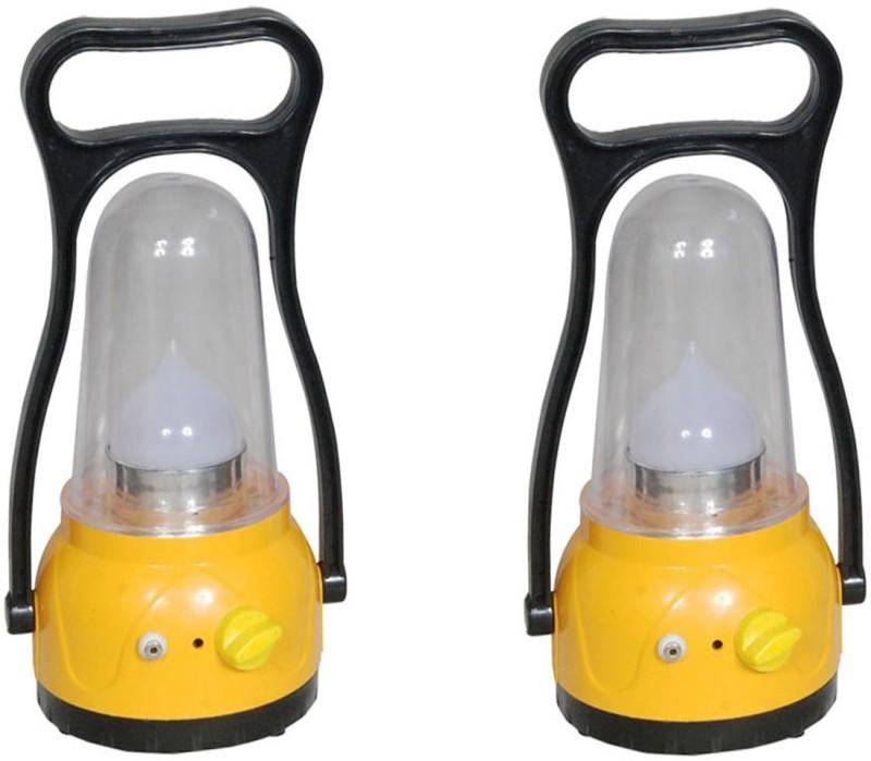 Kaka Ji Moon Emergency Lights(Yellow)